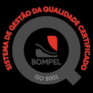 Sistema de Gestão da Qualidade Certificado