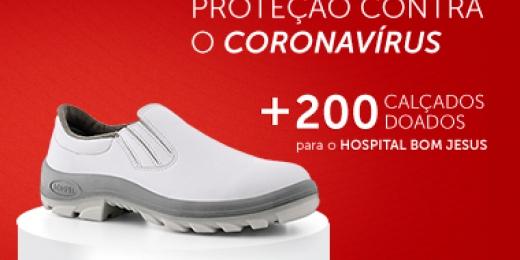 Solidariedade na proteção contra o coronavírus