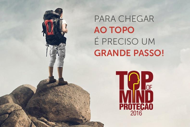 Prêmio Top Of Mind de Proteção Bompel