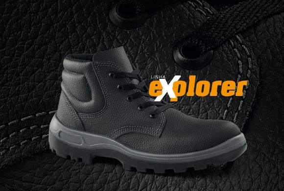 linha explore bompel ergonomia levada custo-benefício